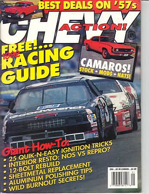 Chevy Action Spring 1992