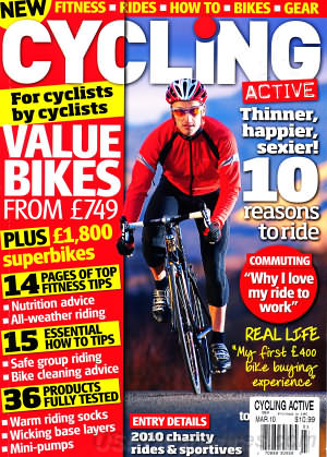 Cycling Active March 2010