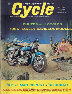 Cycle September 1964