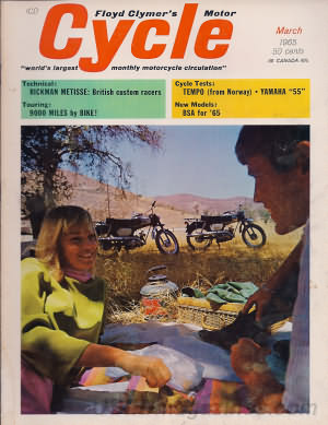 Cycle March 1965