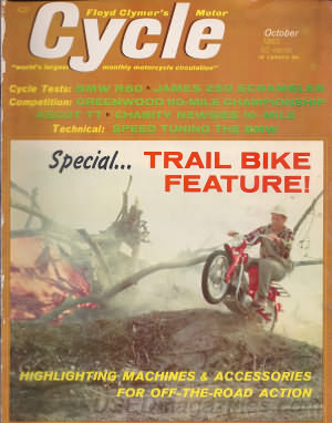Cycle October 1965