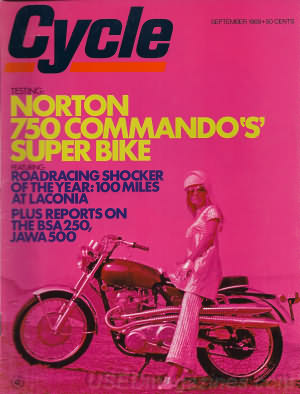 Cycle September 1969