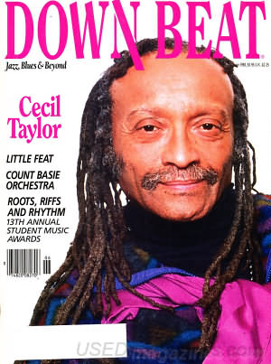 Down Beat June 1990