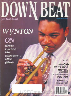 Down Beat September 1990