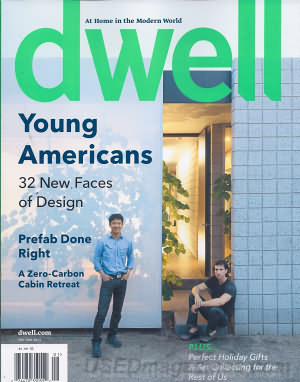 Dwell December 2010/January 2011