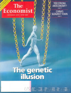 The Economist September 14, 1996