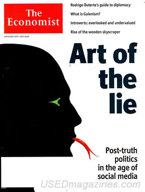 The Economist September 10, 2016
