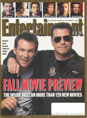 Entertainment Weekly August 25/September 1, 1995