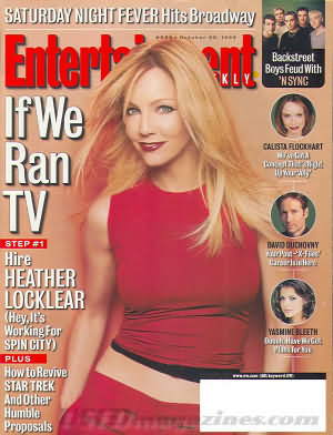 Entertainment Weekly October 22, 1999