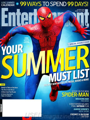 Entertainment Weekly June 1, 2012