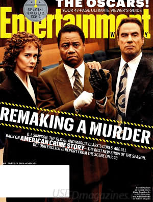 Entertainment Weekly January 29, 2016