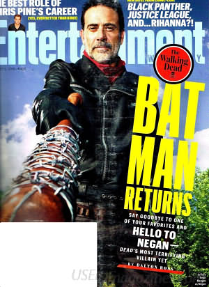 Entertainment Weekly August 05, 2016