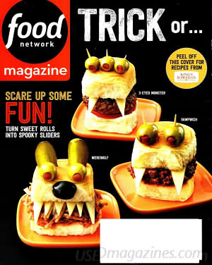 Food Network October 2016