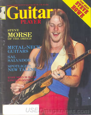 Guitar Player August 1982
