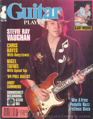 Guitar Player October 1984