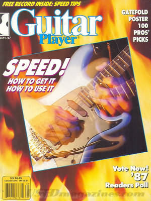 Guitar Player September 1987