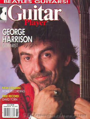 Guitar Player November 1987