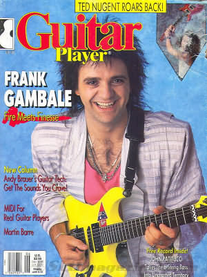 Guitar Player June 1988