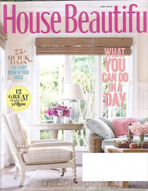 House Beautiful June 2010