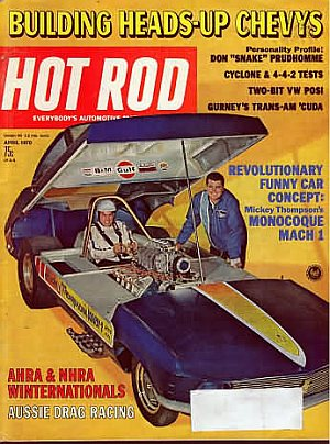 Hot Rod April 1970