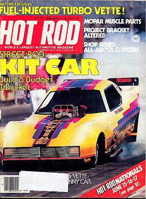 Hot Rod June 1979