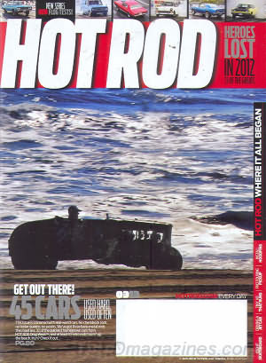 Hot Rod March 2013