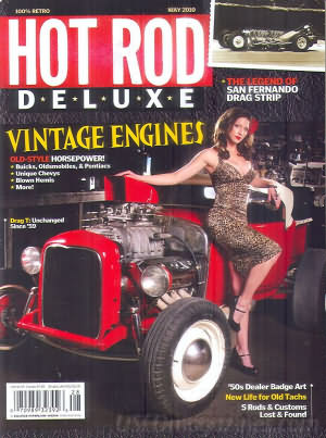 Hot Rod Deluxe May 2010
