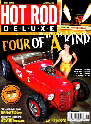Hot Rod Deluxe January 2013