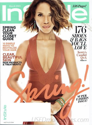 InStyle March 2015