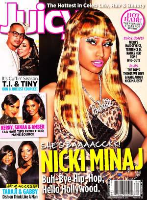 Juicy March/April 2012