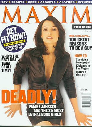 Maxim January/February 1998 (Issue 5)