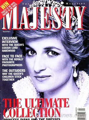 Majesty May 1997