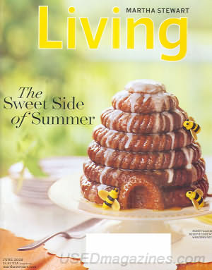 Martha Stewart Living June 2008