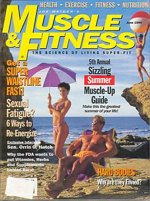 Muscle & Fitness June 1994