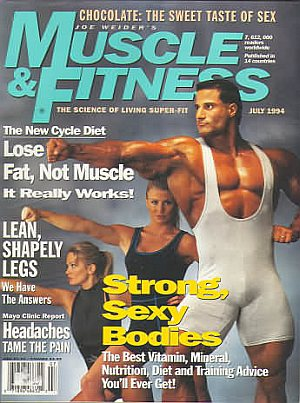 Muscle & Fitness July 1994