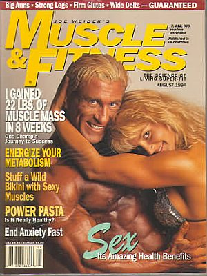 Muscle & Fitness August 1994