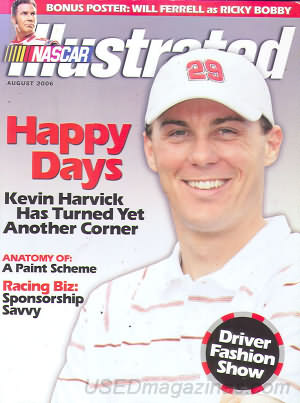 NASCAR Illustrated August 2006