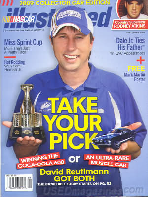 NASCAR Illustrated September 2009