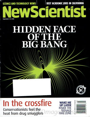 New Scientist September 02, 2006