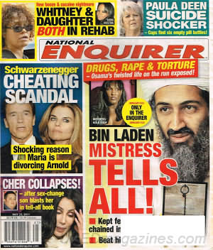 National Enquirer May 23, 2011