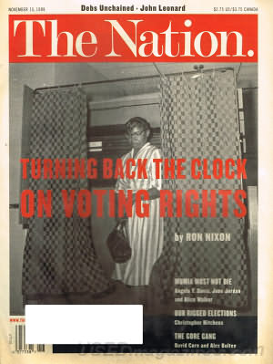 The Nation November 15, 1999