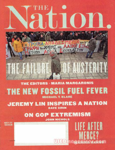 The Nation March 19, 2012