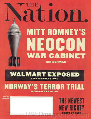 The Nation May 21, 2012