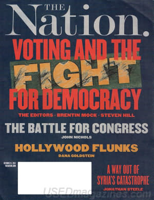 The Nation October 15, 2012