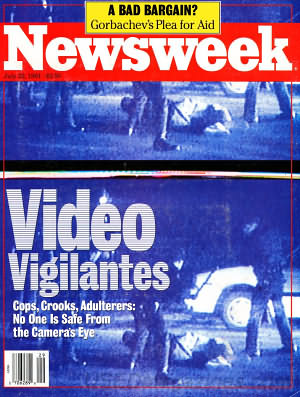 Newsweek July 22, 1991