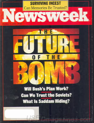 Newsweek October 07, 1991