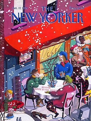 New Yorker January 17, 1994