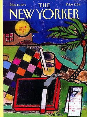 New Yorker March 14, 1994