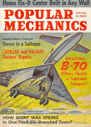 Popular Mechanics June 1963