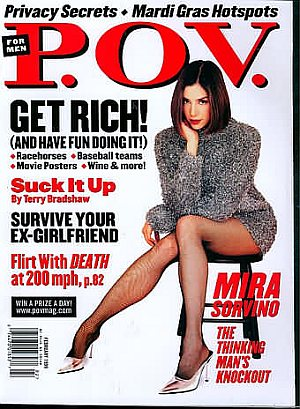P.O.V. (Men's Point of View) February 1999